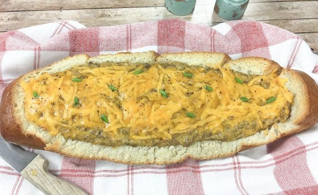 Family Favorite Stuffed French Bread