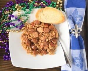 cajun chicken and sausage jambalaya mykitchenserenity
