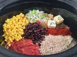 mexican casserole crockpot lifeloveandblog