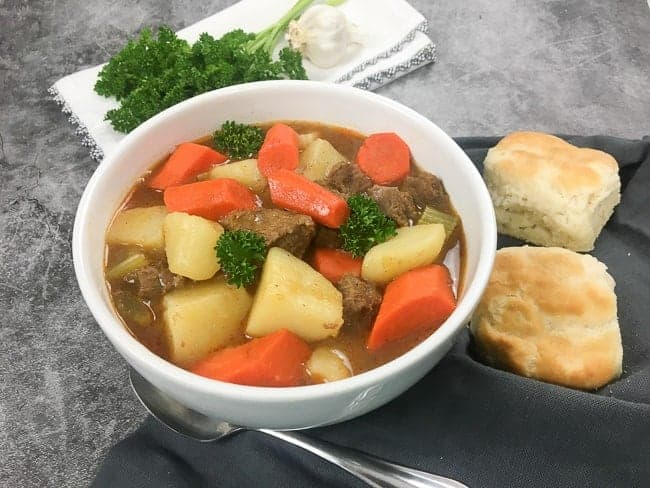 Paula Deen's Old-Time Beef Stew Recipe