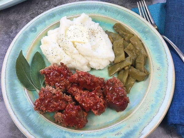 Best Meatloaf – Southern Style