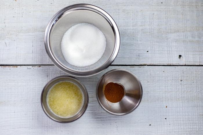 cinnamon sugar topping ingredients