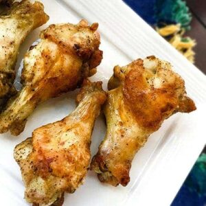 Lemon Pepper Wings-MKS
