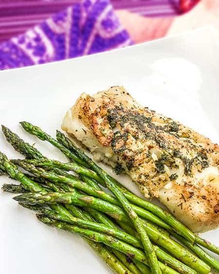 Easy Baked Cod Recipe