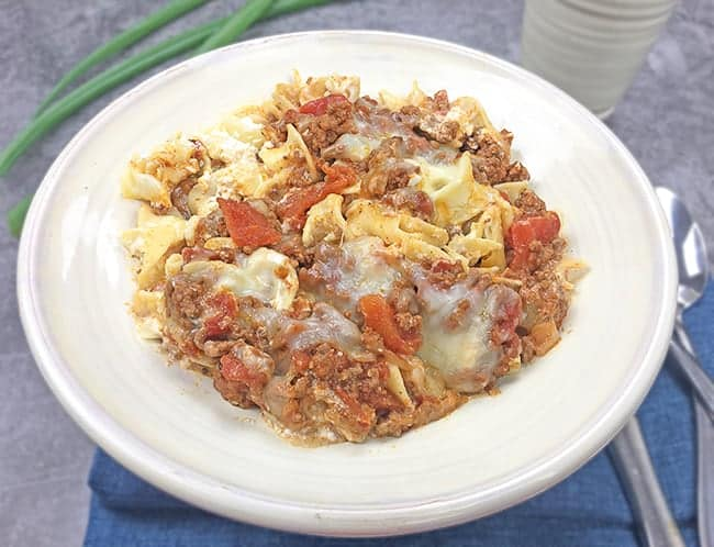 Beef Noodle Casserole (Beef A La Deutch)