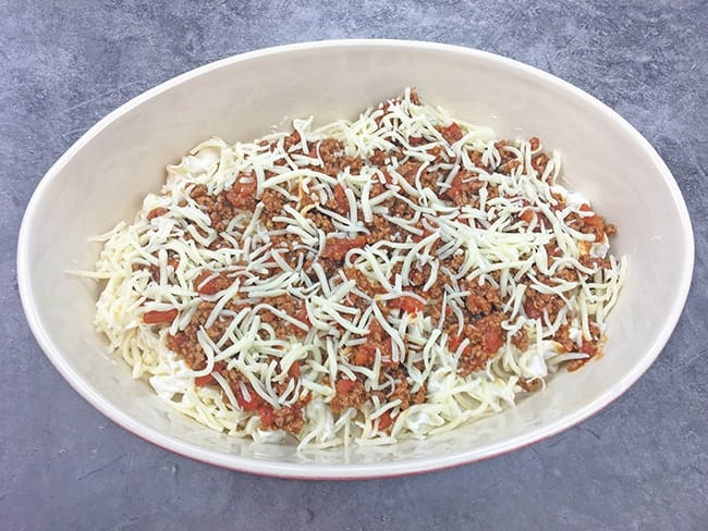 Layer 3 Mozzarella Cheese