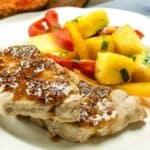 sweet and sour pork chops main dish