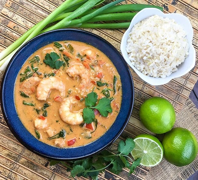 Thai-Shrimp-Soup