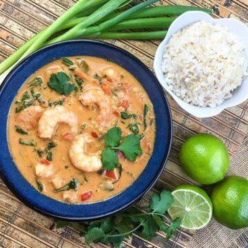Thai-Shrimp-Soup