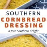 cornbread dressing Pinterest Pin