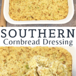southern cornbread dressing recipe Pinterest Pin