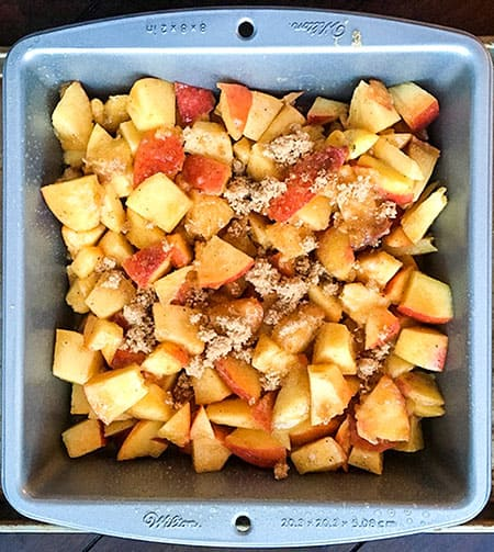 easy-Peach-cobbler-recipe-prep