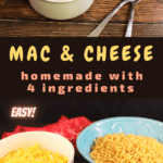 macaroni and cheese pinterest pin