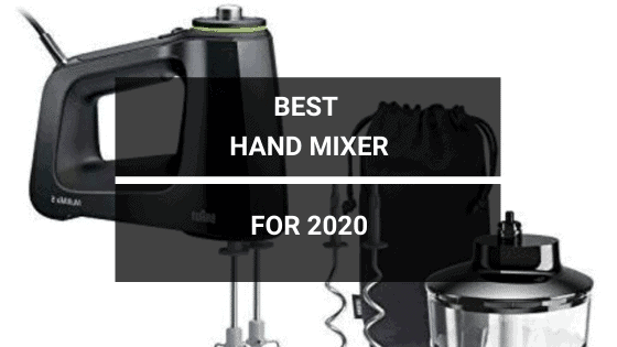 Best Cookie Mixer for 2020