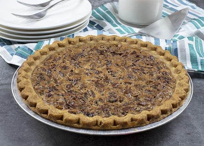 Mimi's Pecan Pie