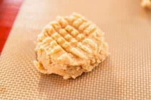 peanut butter cookie dough balls