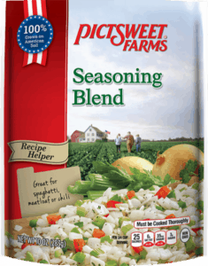 Bag of Picsweet Farms Seasoning Blend